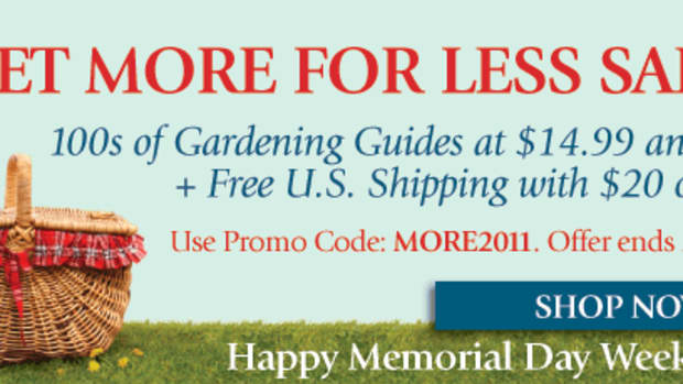 Get More for Less! 100s of new guides at $14.99 and less + Free U.S. Shipping with $20 order thru May 31!