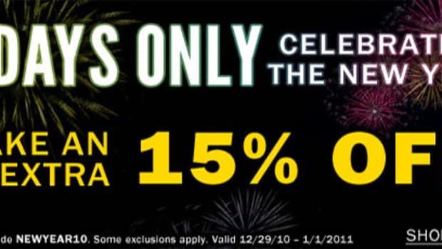 New Year's Sale - 4 Days Only - 15% off THOUSANDS of Items - Free Postal Shipping with $25 order
