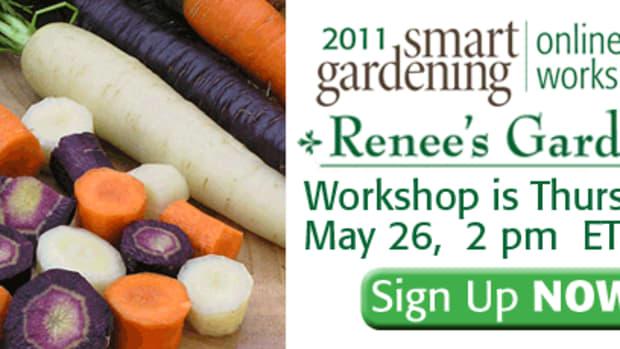 Register Now - FREE Smart Gardening Workshop this Thursday!