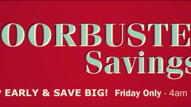 Doorbuster Savings!