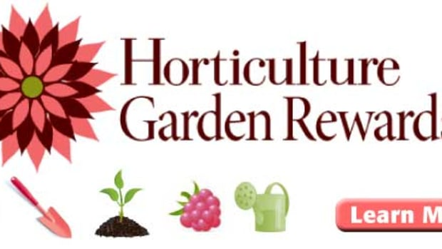 Join Horticulture Garden Rewards Today