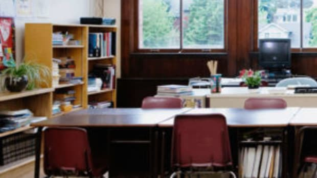 classroom plants