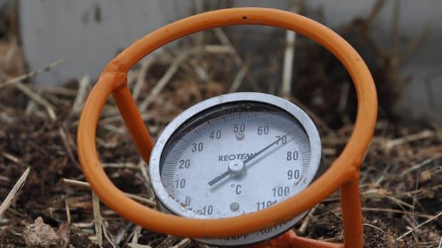soilthemometer