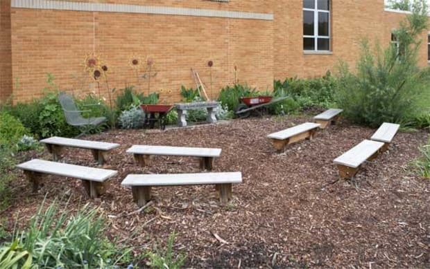 Granny's Garden School | Learning Center
