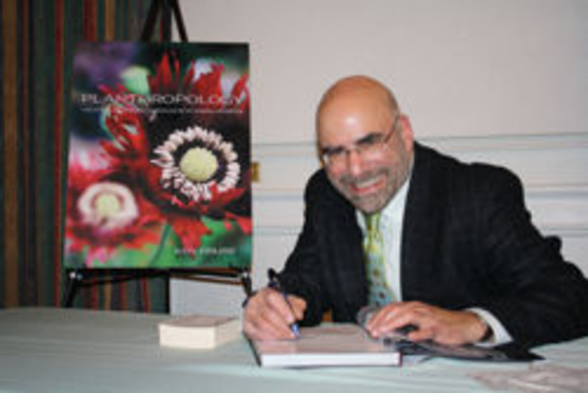 Ken Druse, author of Planthropology
