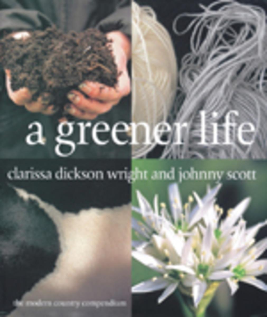 A Greener Life book