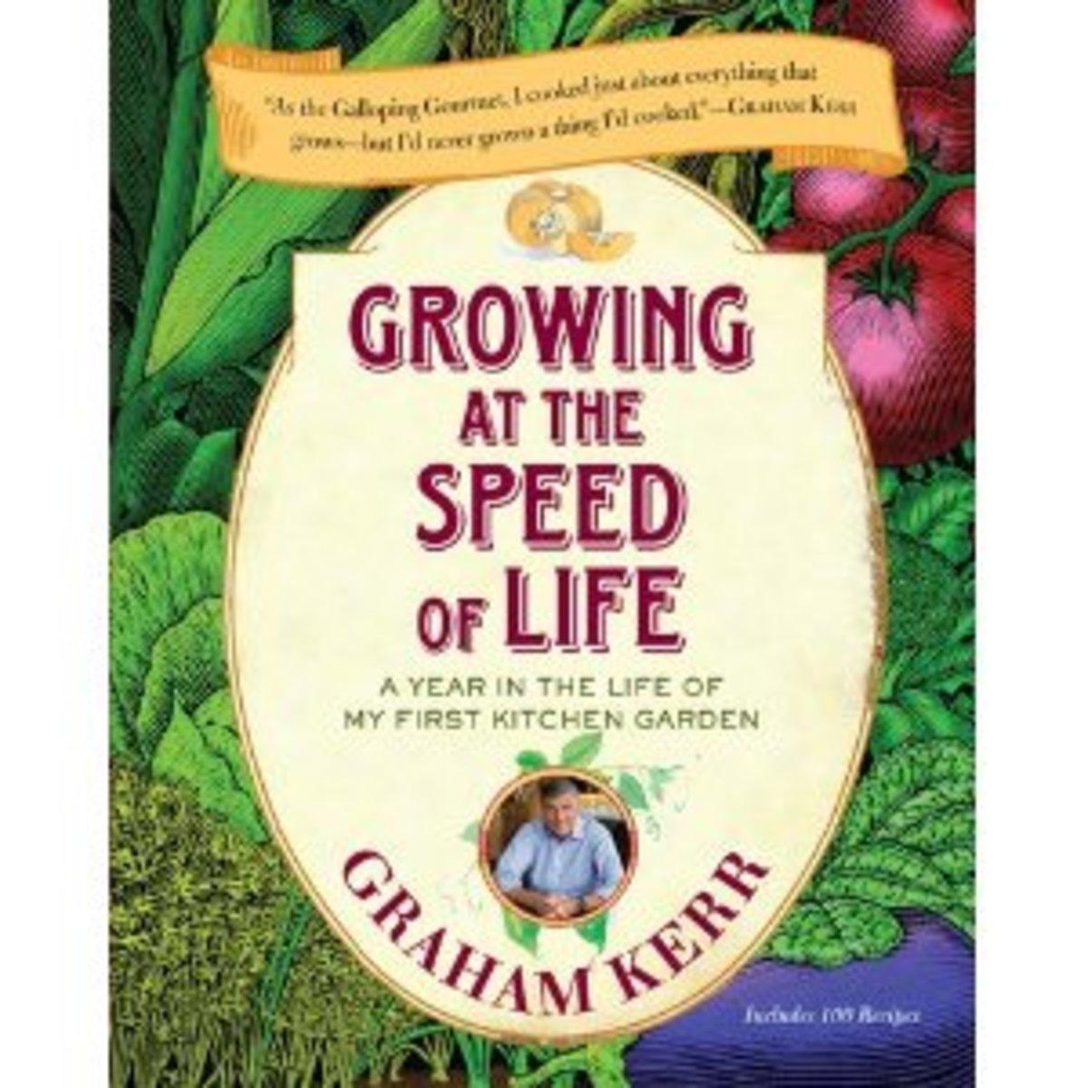 Graham Kerr's New Book