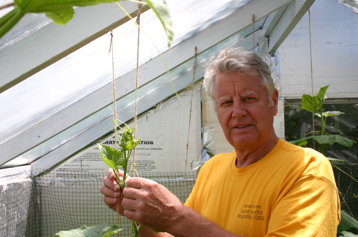 The Greenhouse Grower