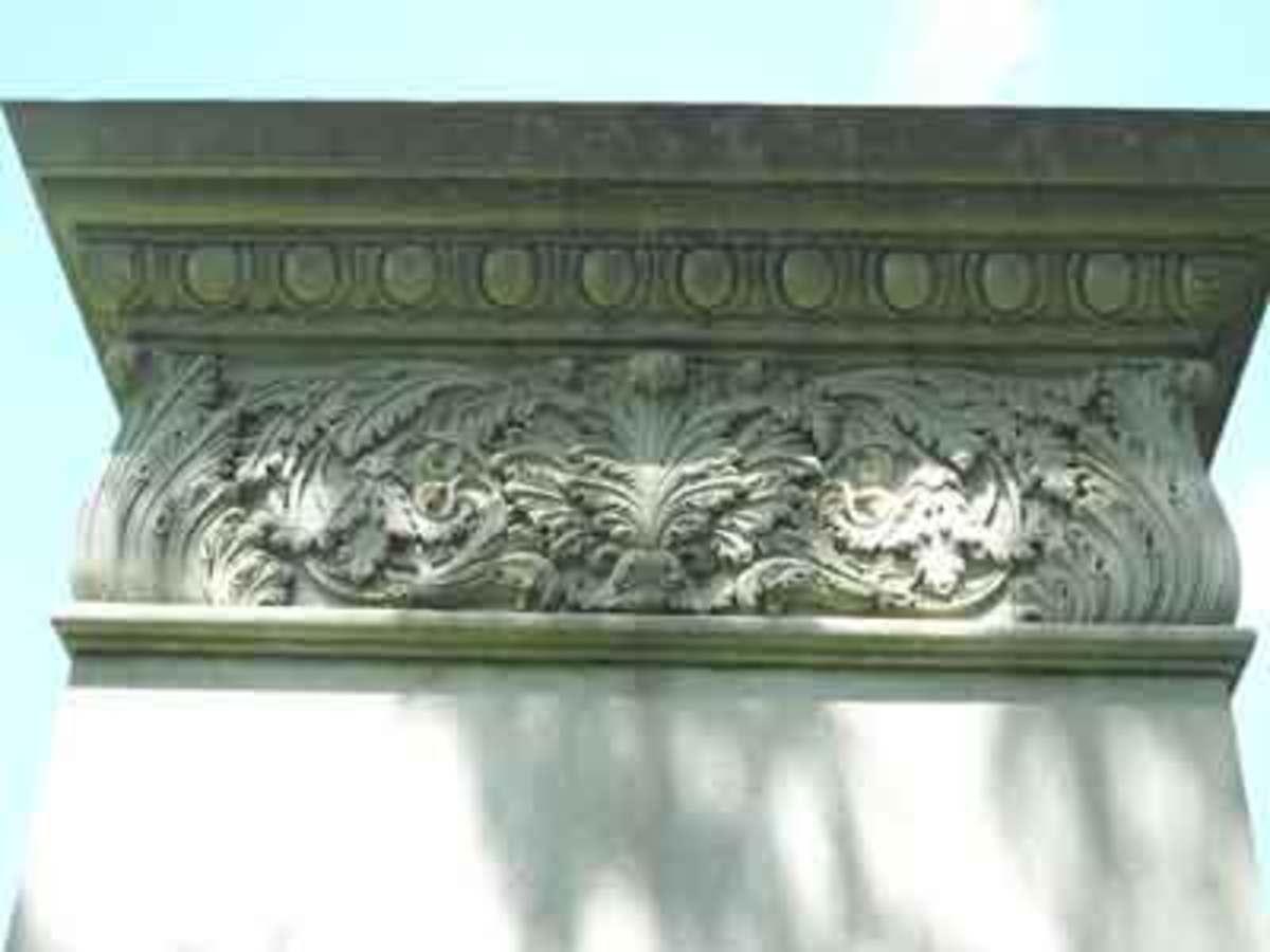 Acanthus etching