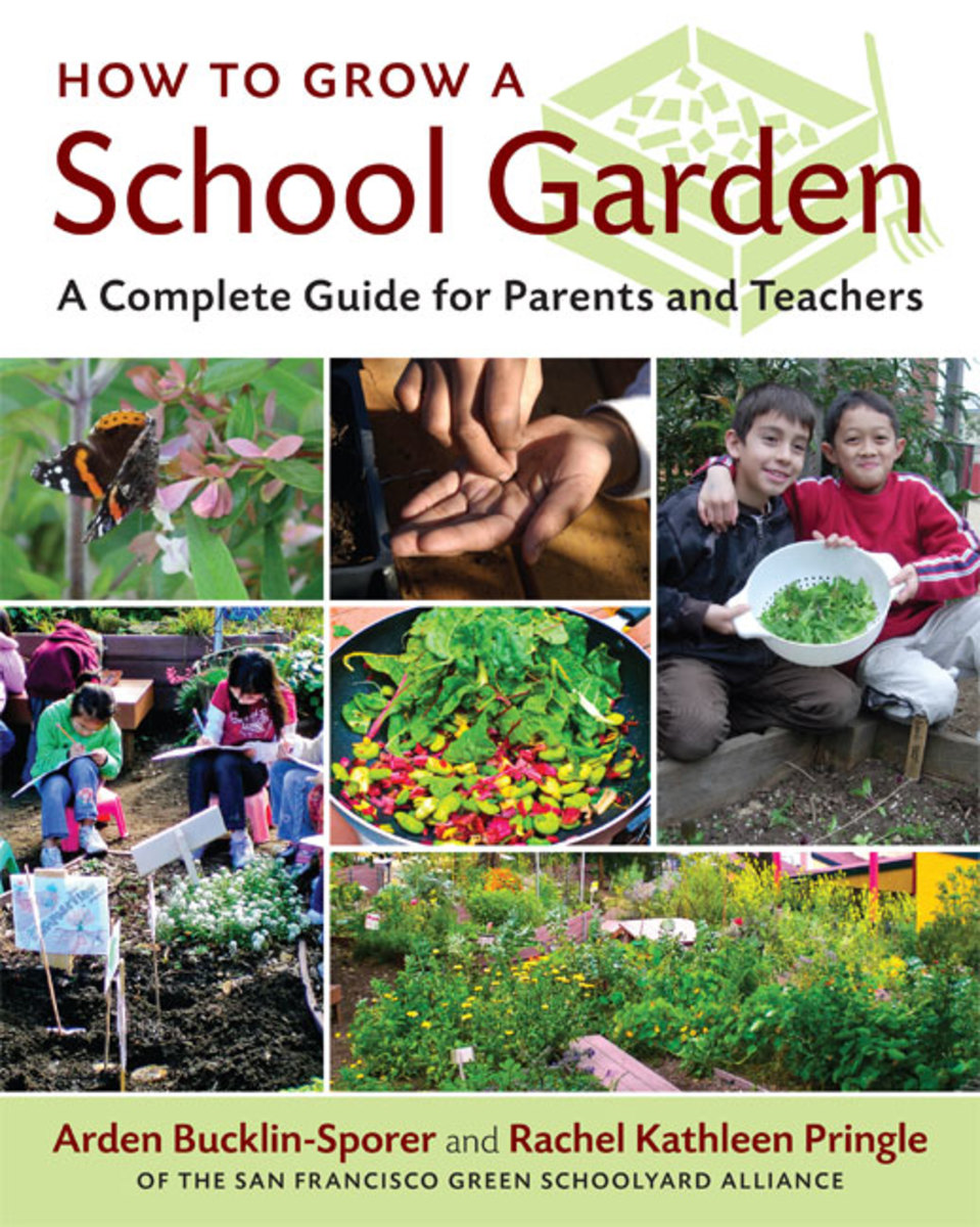 how to grow school garden