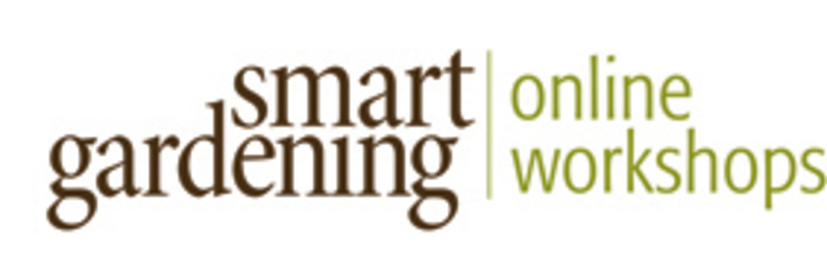 smart gardening online workshops