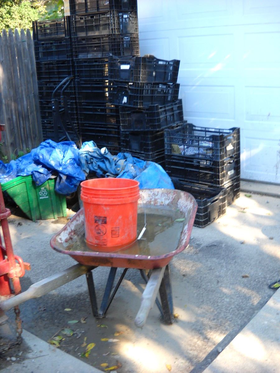Crates and Barrow