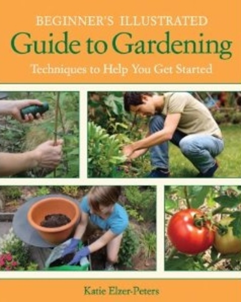 Book Review: Beginner's Illustrated Guide to Gardening ...