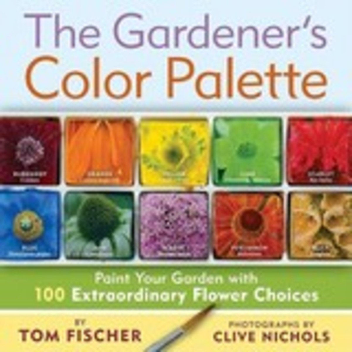 The Gardener's Color Palette