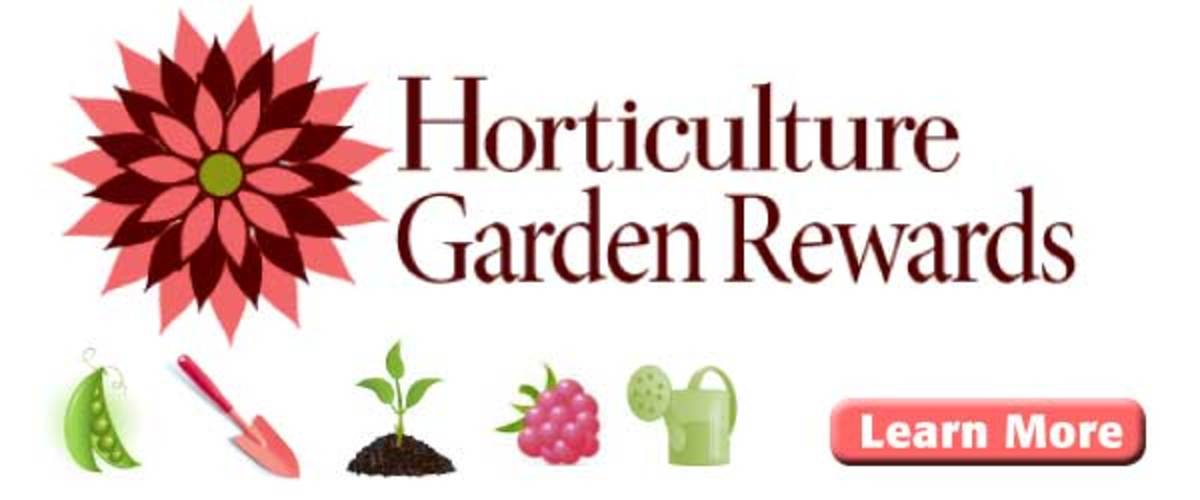 Become a Horticulture Garden Rewards Member Today and Save 61%