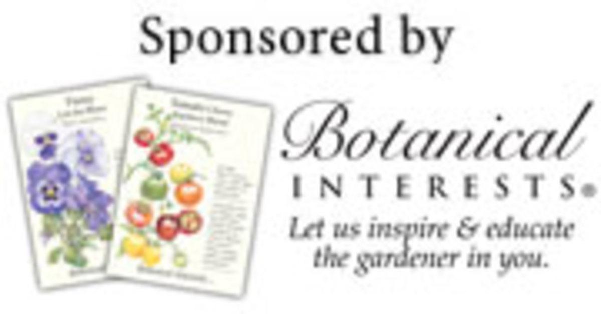 Sponsored by Botanical Interests