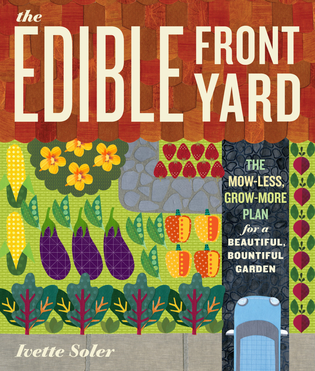 edible front yard cover