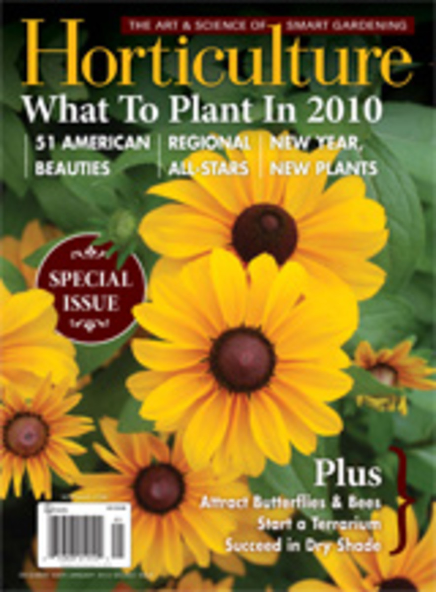 Horticulture Magazine January 2010